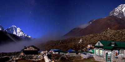 The Everest Base Camp Luxury Lodge Trek